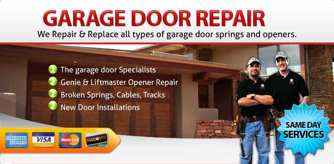 Garage door repair Agoura hills CA